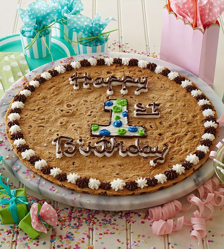 Great American Cookie Company Recipes Chocolate Chip Cookie Cake