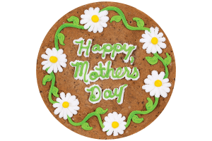 Happy Mother's Day Daisy Chain Cookie Cake