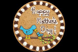 Birds Cookie Cake