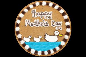 Ducks Cookie Cake