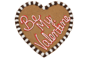 Be my Valentine Cookie Cake