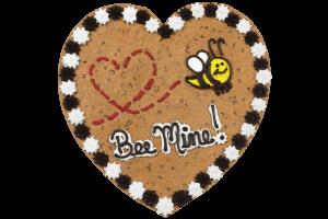 Bee Mine Cookie Cake