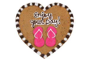 Enjoy Your Day Cookie Cake