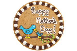 Birds Cookie Cake