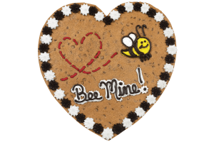 Bee Mine Cookie Cake