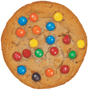 Peanut Butter MM Cookie