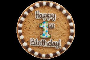 1st Birthday #B1025