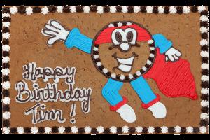 Cookie Man #B1018P