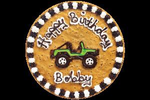 Jeep Happy Birthday #B1022