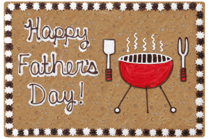 Happy Father's Day Grill #HS2407P