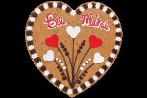 Be Mine Heart Flowers #HV2021