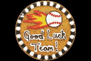 Good Luck Team Baseball #S3508