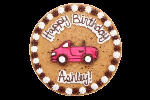 Happy Birthday Car #B1007