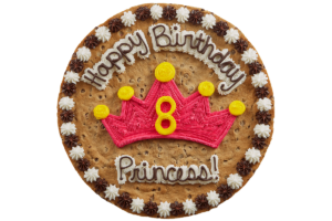 Princess Crown Happy Birthday #B1028