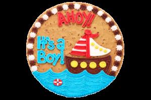 Ahoy It's a Boy #O4037