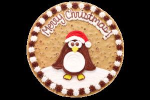 Merry Christmas Penguin #HW2831