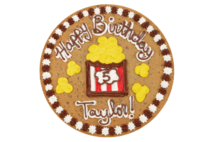 Popcorn Happy Birthday #B1035