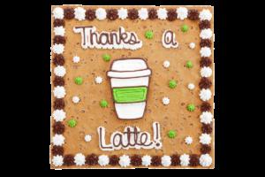 Thanks a Latte #O4040