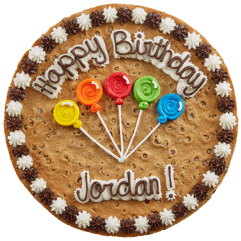 Brilliant Great American Cookies Cookie Cakes Cookie Platters Brownies Funny Birthday Cards Online Barepcheapnameinfo