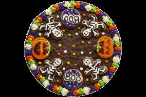 Cookie Combo Cake - Halloween